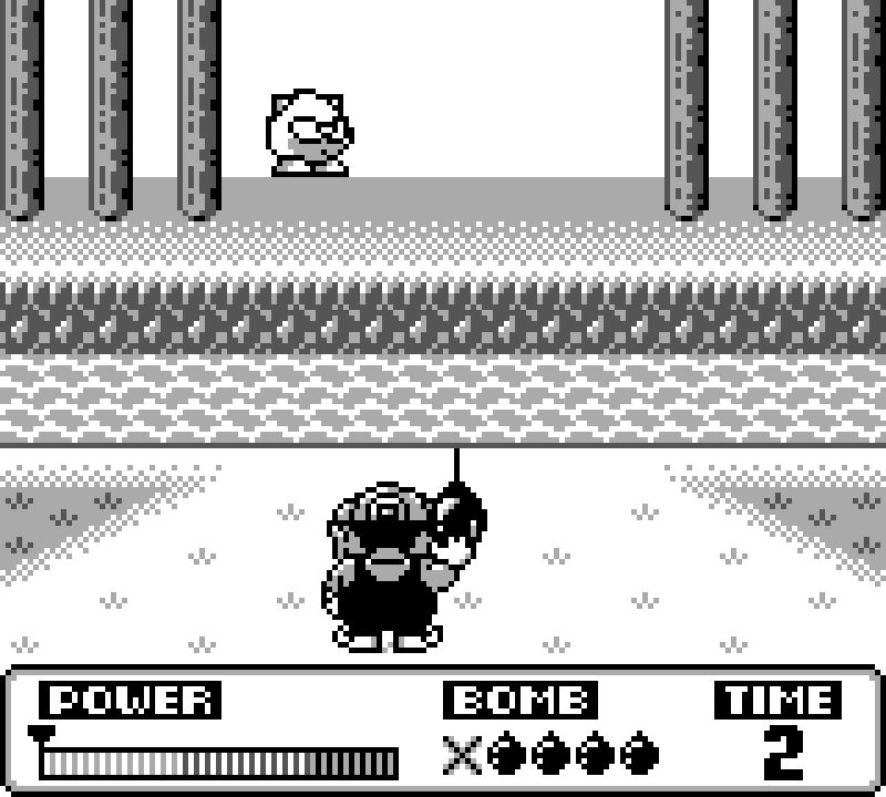 Gameboy screenshot